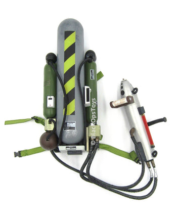 GHOSTBUSTERS Slime Blower w/Backpack Harness Rig
