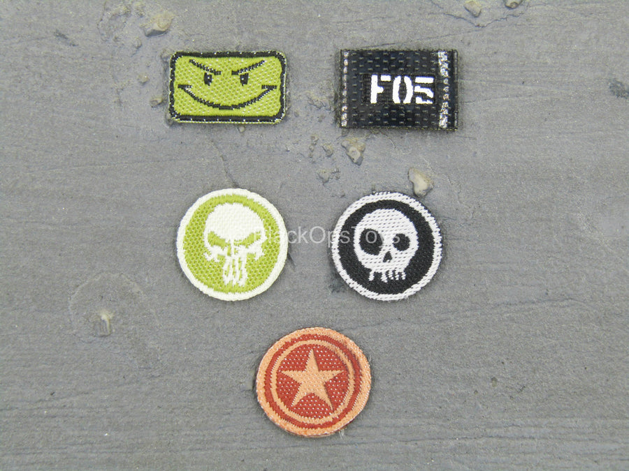 US Army FCS Testing Team - Patch Set