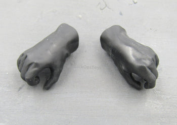 GHOSTBUSTERS Black Gloved Hands w/Wrist Pins