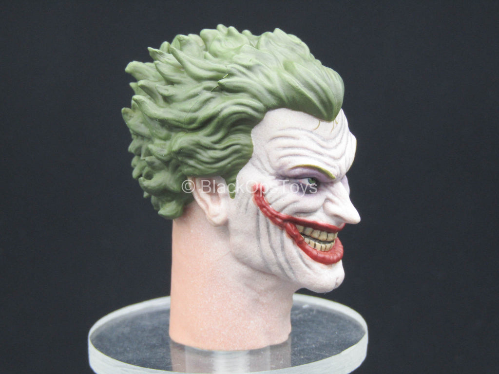 The Joker Cursed Clown - Male Clown Head Sculpt