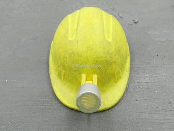 GHOSTBUSTERS Yellow Construction Hat w/Head Light Detail
