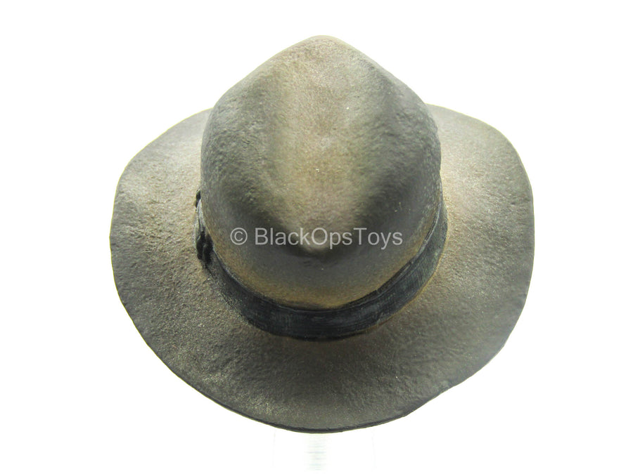 Indiana Jones - Male Head Sculpt w/Fedora