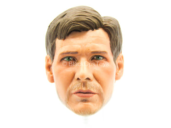 Indiana Jones - Male Head Sculpt