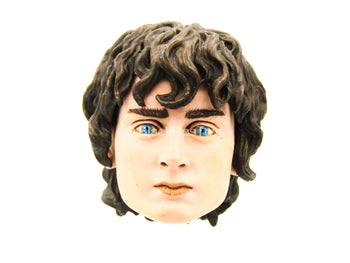 LOTR - Frodo Baggins - Male Head Sculpt