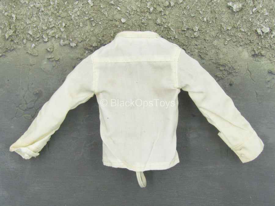 Indiana Jones - Weathered White Long Sleeved Shirt