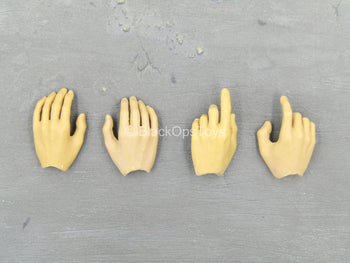The Joker - Nurse Version - Male Hand Set (x4)