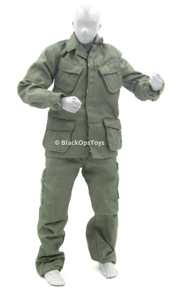 UNIFORM - Vietnam Era OD Green Uniform Set