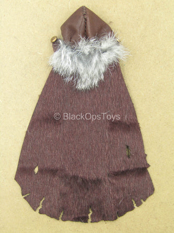 1/12 - Arhian City Of Horrors - Brown Hooded Cloak