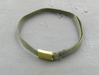 UNIFORM EX - OD Green Uniform Belt (Vietnam Era)
