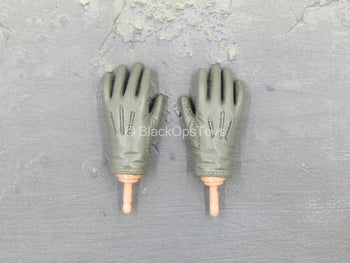 DRAGON - Green Gloved Hand Set