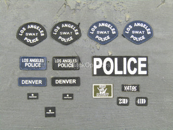 LAPD SWAT - Patch Set