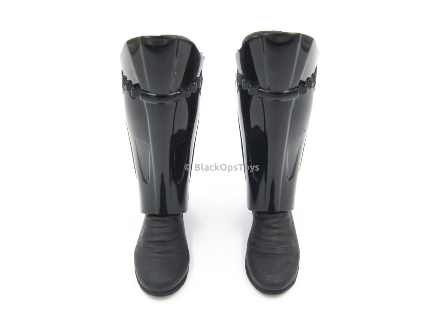 STAR WARS Darth Vader Black Armored Boots (Peg Type)