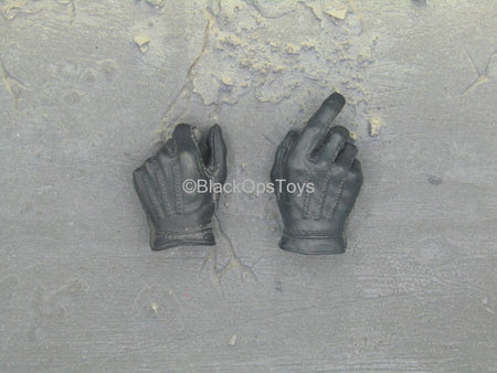 The Dark Knight - Joker - Black Gloved Hand Set Type 2