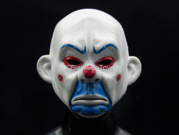 The Dark Knight - Joker - Clown Mask