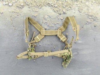 Female Tactical Gunner Clothing Set A Multicam Pistol Shoulder Harness