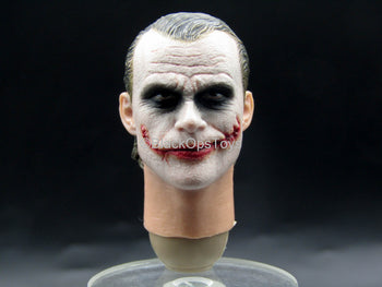 The Dark Knight - Joker - Male Head Sculpt Type 2