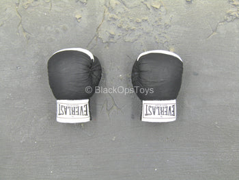 Olympic - Mike Tyson - Black Boxing Gloved Hand Set