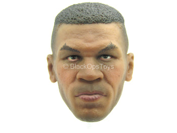 Olympic - Mike Tyson - Male Head Sculpt Type 2