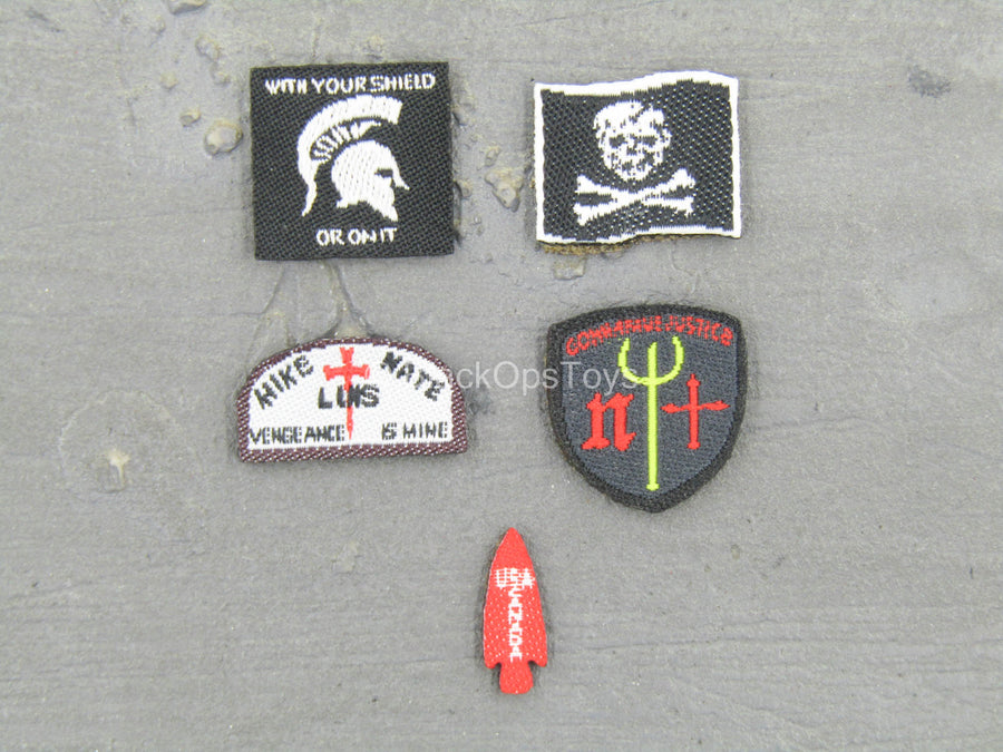U.S. Navy Seal - Patch Set