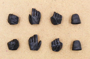 1/12 - Ghostbusters - Black Hand Set (x6)