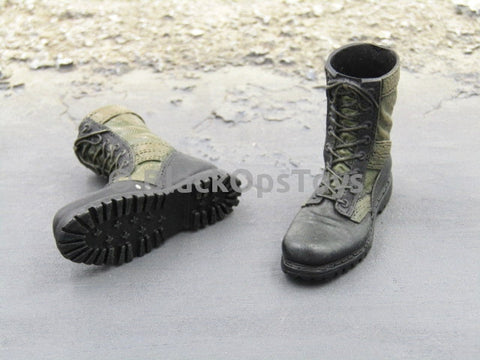 Predator Private Billy Sole Vietnam Peg Type Jungle Boots