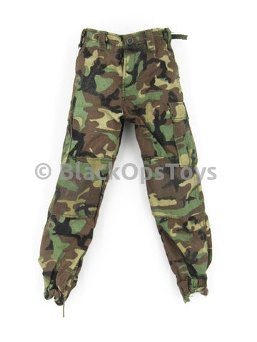 Predator Private Billy Sole Woodland BDU Uniform Pants