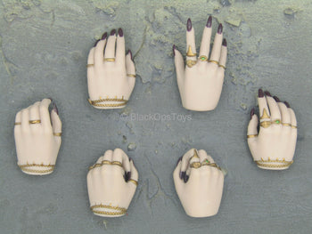 Nefertiti - Female Hand Set