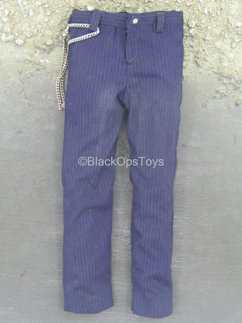 The Dark Knight - Joker - Purple Pants w/Chain