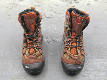 Zero Dark Thirty - Team Leader - Brown Hiking Shoes (Foot Type)