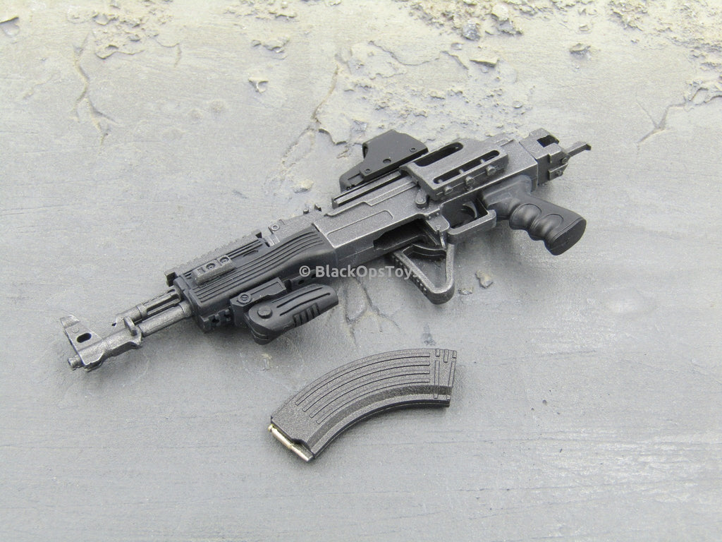 "1/6 Scale AK47 Rifle ""A"""