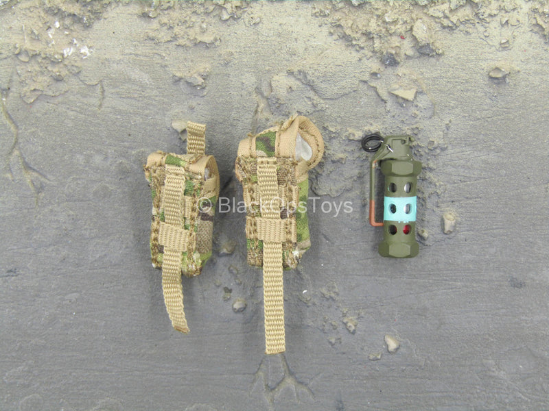 US Army - Afghanistan - Jude Law - Flashbang w/Pouch