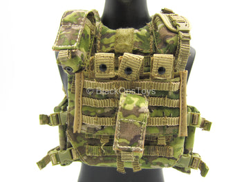 US Army - Afghanistan - Jude Law - Multicam MOLLE Vest Set