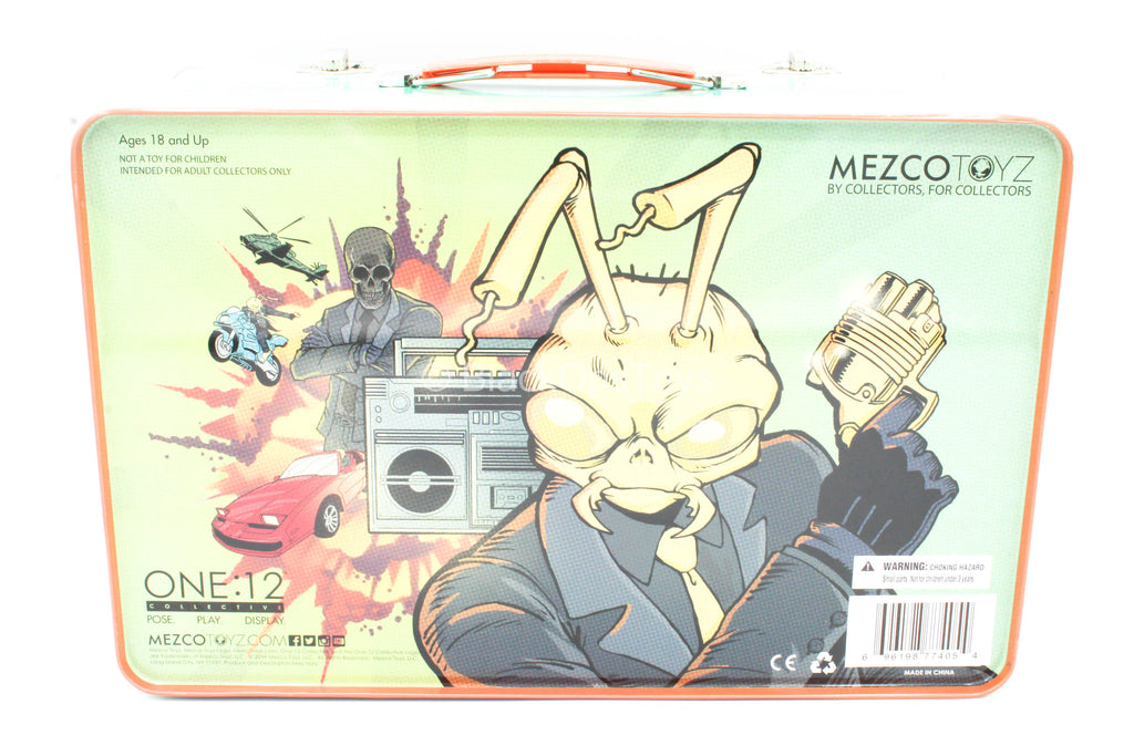1/1 - Gomez The Roach - Metal Lunch Box