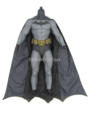 Arkham City - Batman - Male Suited Body w/Base Figure Stand