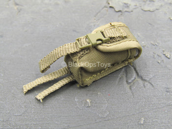 U.S. Air Force TACP/JTAC - Tan MOLLE Tactical Grenade Pouch