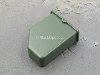 US Army - Green SAW Ammo Drum Mag