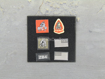 SMU - USA Exclusive Operator - Patch Set