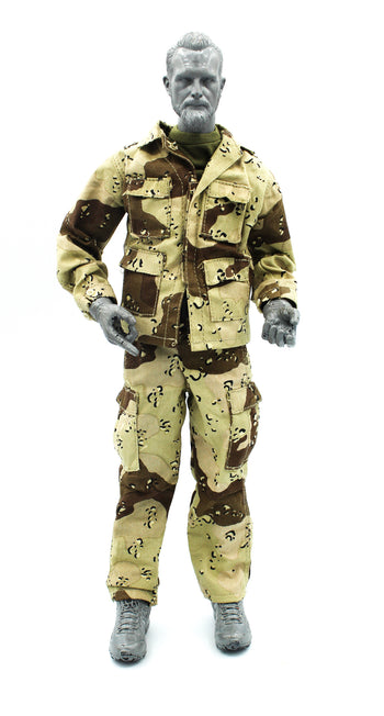 USMC In The Persian Gulf War - Chocolate Chip BDU Uniform Set