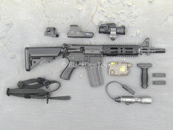SMU - USA Exclusive Operator - Black M4 Rifle w/Accessory Set