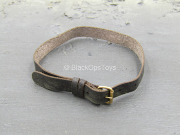 WWII - USSR - Stalingrad - Black Leather-Like Belt