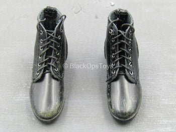 WWII - USSR - Stalingrad - Black Boots (Foot Type)
