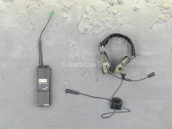 SMU - China Exclusive Operator - Black Radio w/Headset