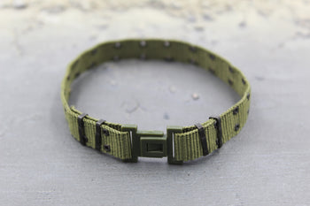 USMC In The Persian Gulf War - OD Green Rivet Belt