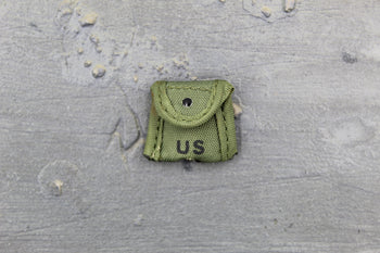 USMC In The Persian Gulf War - OD Green Medical Pouch