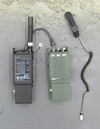 Navy Seal Team 5 VBSS Team Commander Radio Communication Set