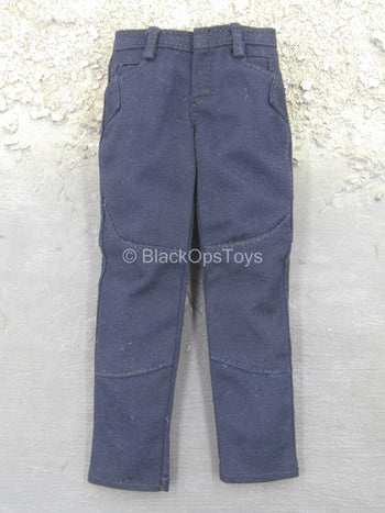 Grey Man Ver. A - Blue Pants