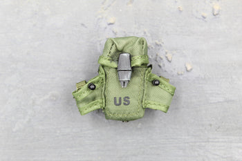 USMC In The Persian Gulf War - OD Green LC2 Ammo Pouch