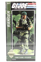 GI Joe - Ranger Stalker - Exclusive Version - MINT IN BOX