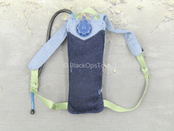 Covert Force Agent - Blue Hydration Pack