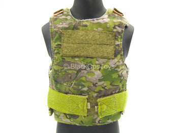US Army Special Forces FAMCON - Multicam Plate Carrier Vest